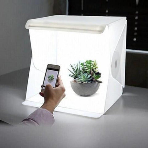 Portable Photo Lightbox - Get The Perfect Professional Photo