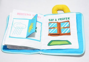50% OFF LAST DAY PEOMOTIONS-Baby's Soft Activity Books ( Buy 2 Free Shipping )