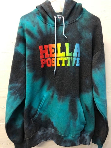 Hella Positive Tie Dye Exclusive - Large