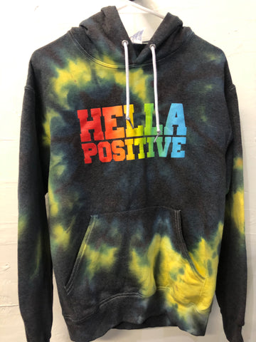 Hella Positive Tie Dye Exclusive - Small