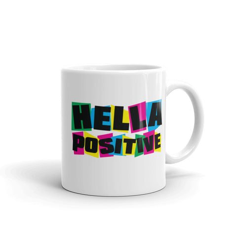 Hella Positive Colors Mug
