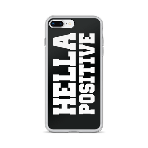 Classic Hella Positive iPhone Case