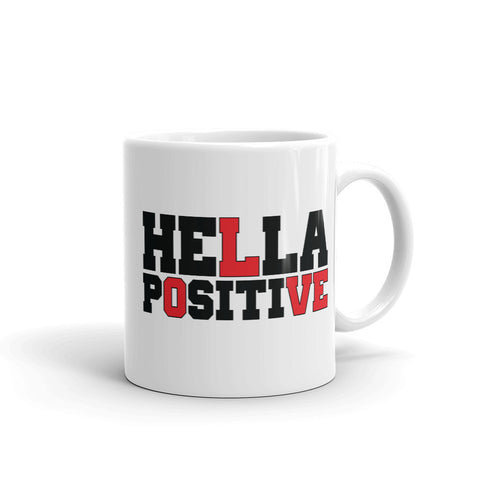 Hella Positive LOVE Mug