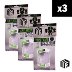 Frameless Standard Size Pop! Kit - 3 Packs of 3 Kits = 9 Total (5% Savings)