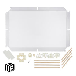 8 x 10 Frameless Kit - 5 Pack (10% savings)