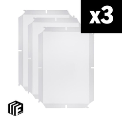 12 x 18 Frameless Kit - 3 Pack (5% savings)