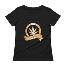 Load image into Gallery viewer, Gold Leaf | Ladies Tee