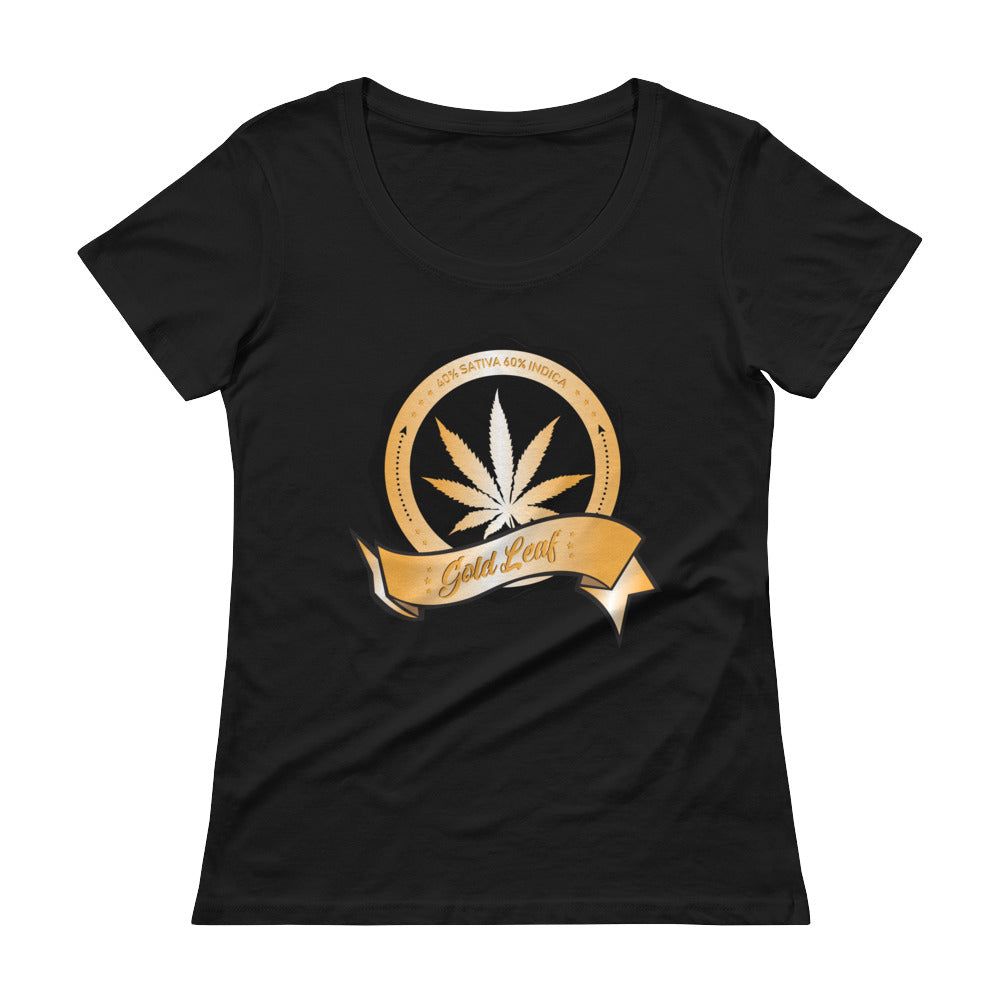 Gold Leaf | Ladies Tee