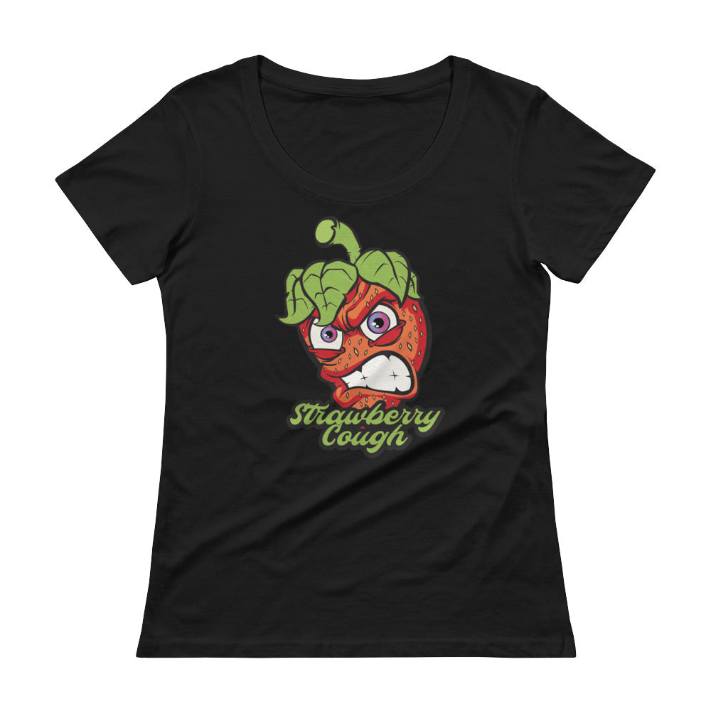 Strawberry Cough | Ladies Tee