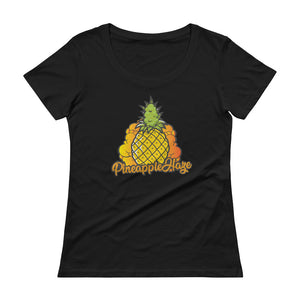 Pineapple Haze | Ladies Tee