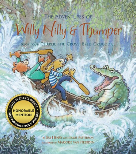 Book Four: Charlie, The Cross-Eyed Crocodile
