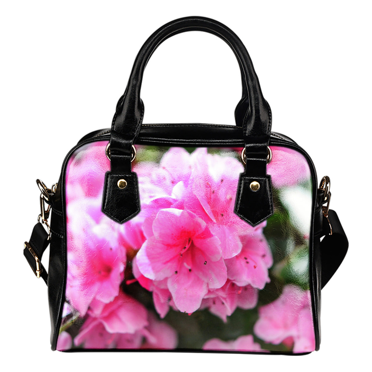 ... SHOULDER HANDBAGS - FLOWER DESIGNS! SPRING BLOSSOMS