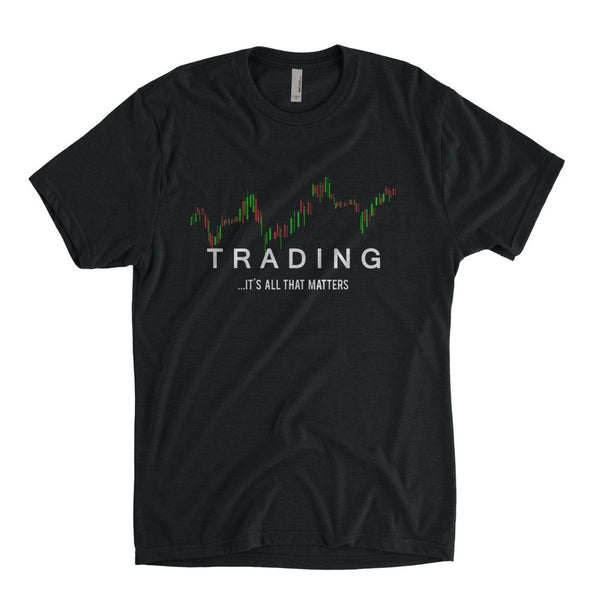 TRADING ITS ALL THAT MATTERS - T-shirt - pure-cotton-shop