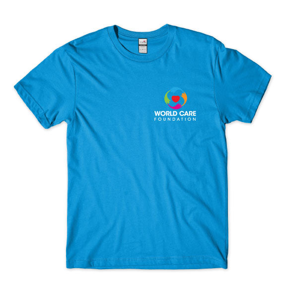 World Care - Kids Softstyle Ringspun T-shirt