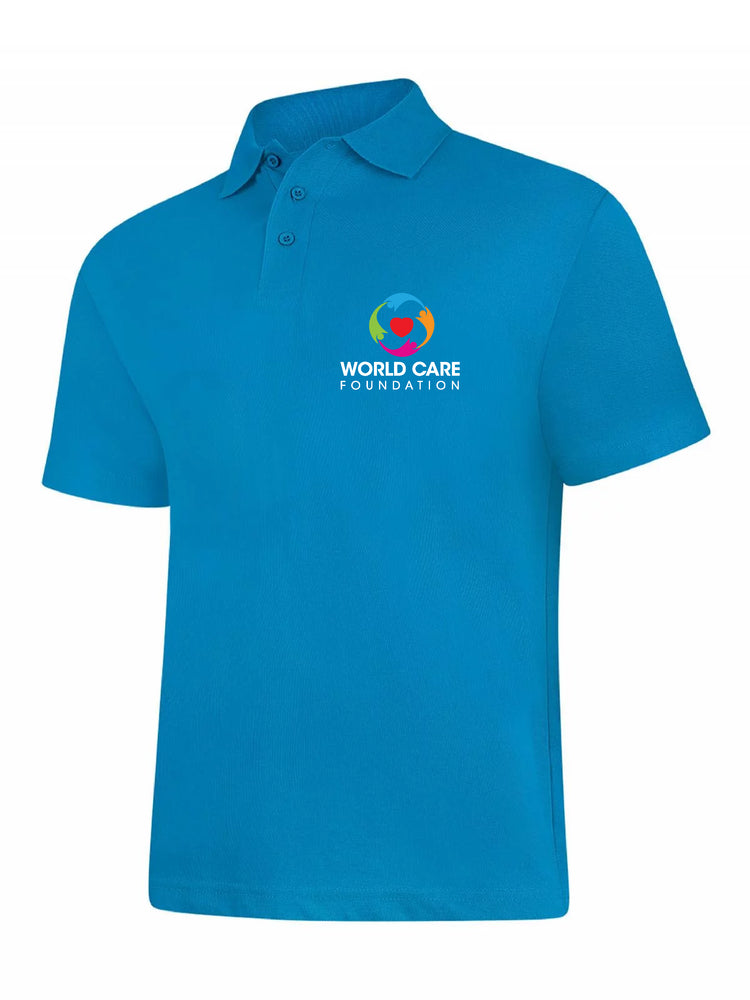World Care - Softstyle Ringspun Polo Shirt