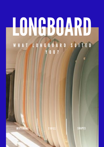 Kinds of surf long boards that you can see
