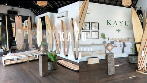 Kayu surf shop photo located in Berawa
