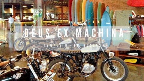 Deus Ex- Machina youtube promorional video