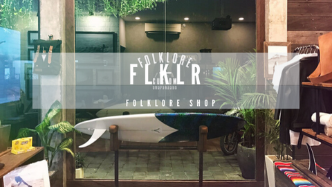 Folklore shop located Canggu