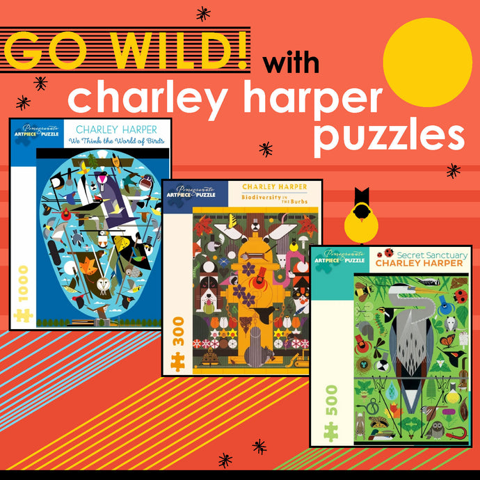 The Charley Harper Collection