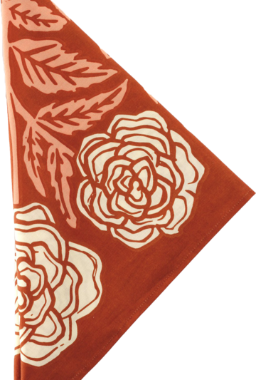 Roses Bandana - Tigertree