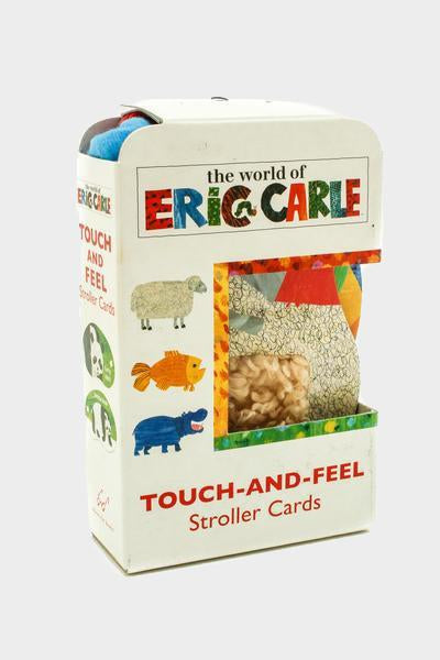 Eric Carle Stroller Cards - Tigertree