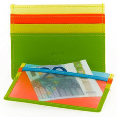 110 Leather Card Holder - Tigertree - 10