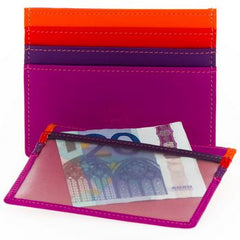 110 Leather Card Holder - Tigertree - 6