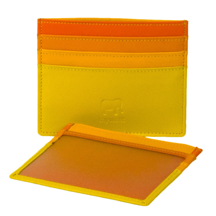 110 Leather Card Holder - Tigertree - 13