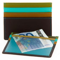 110 Leather Card Holder - Tigertree - 7