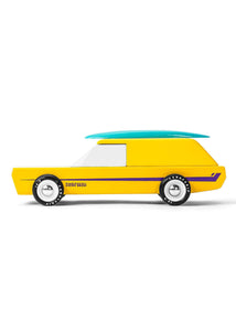 Surfman Wooden Car - Tigertree