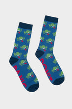 Load image into Gallery viewer, Hitchhiker's Guide Socks - Tigertree