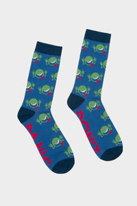 Hitchhiker's Guide Socks - Tigertree