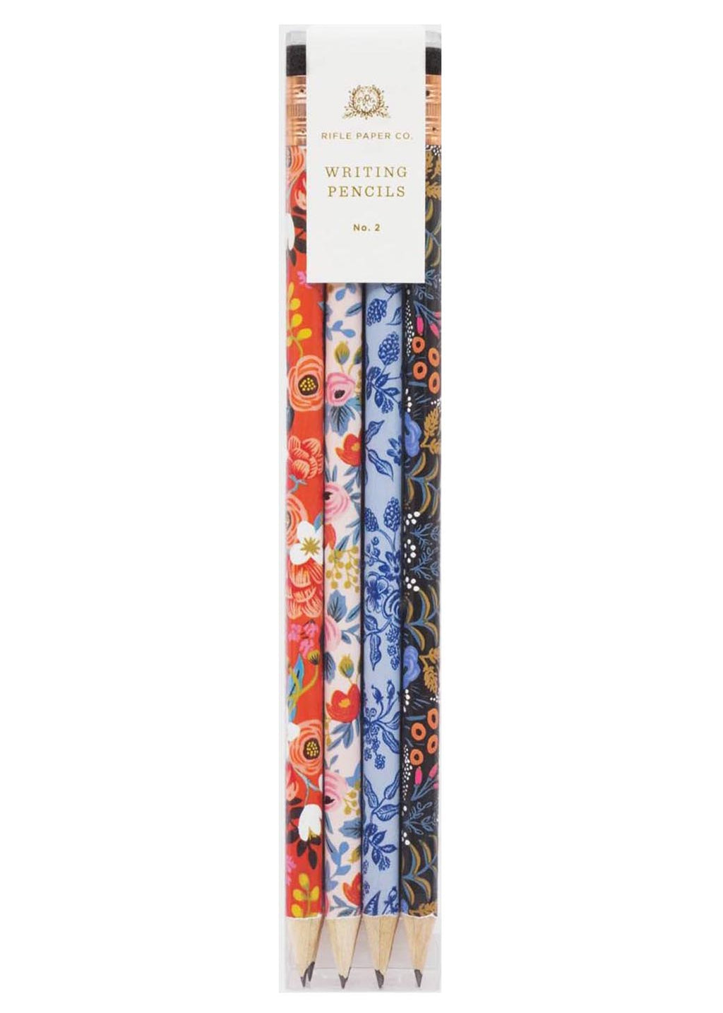 Floral Pencil Set - Tigertree - 1