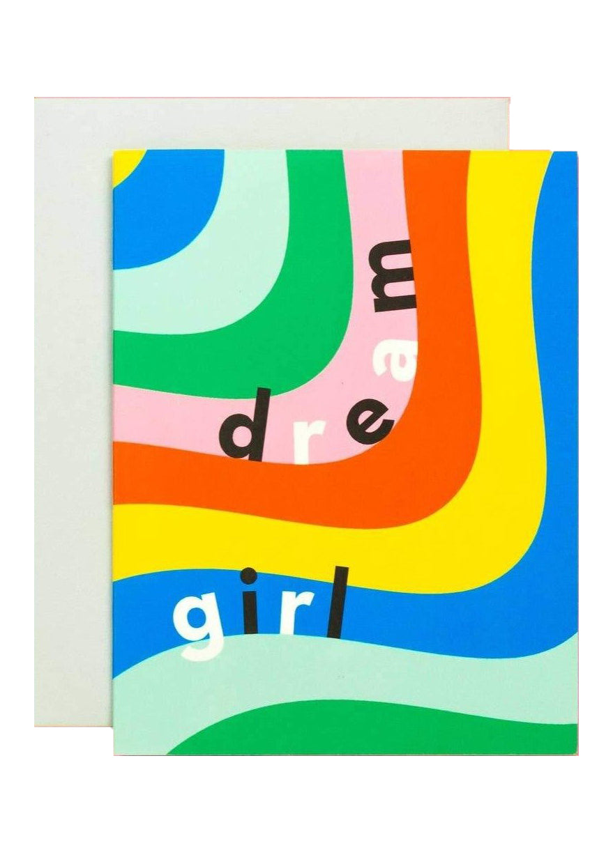 Dream Girl Card - Tigertree
