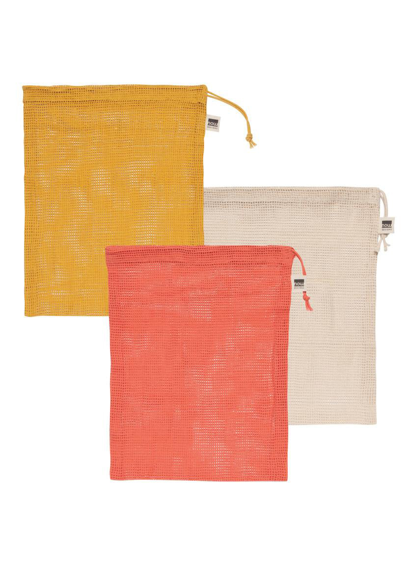 Produce Bags Set of 3 - Tigertree