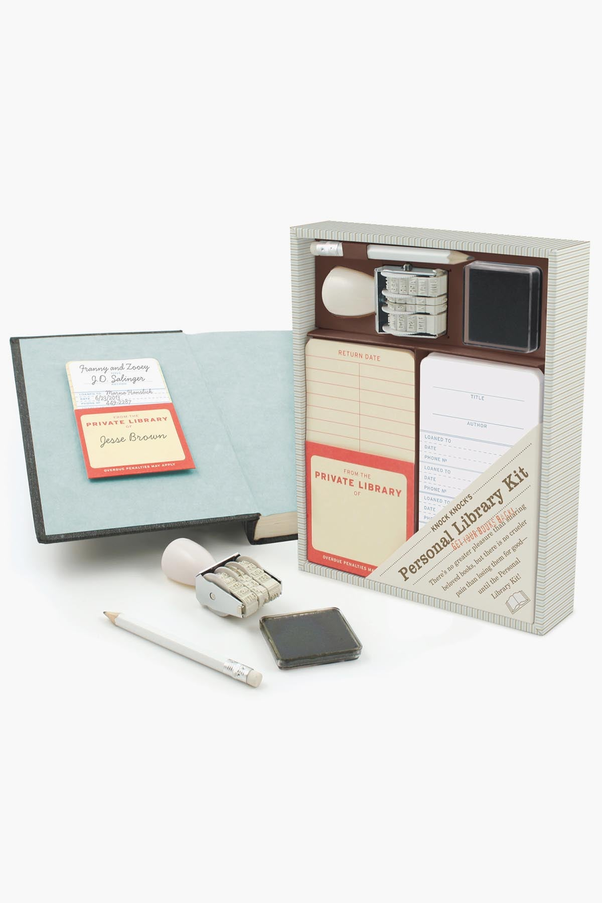 Personal Library Kit - Tigertree - 2