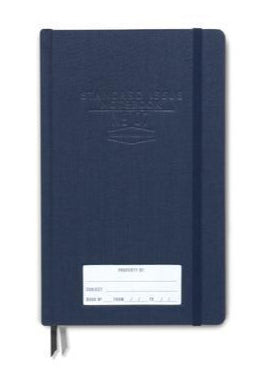 Blue Standard Issue No. 7 Notebook - Tigertree