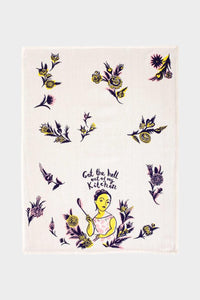 Get Out Dish Towel - Tigertree