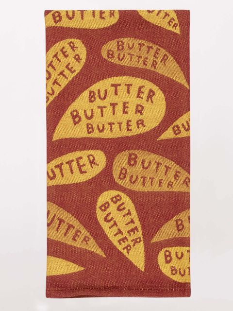 Butter Dish Towel - Tigertree