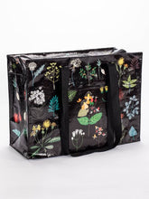 Load image into Gallery viewer, Plant Study Shoulder Tote - Tigertree