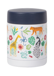 Wild Bunch Food Storage Jar
