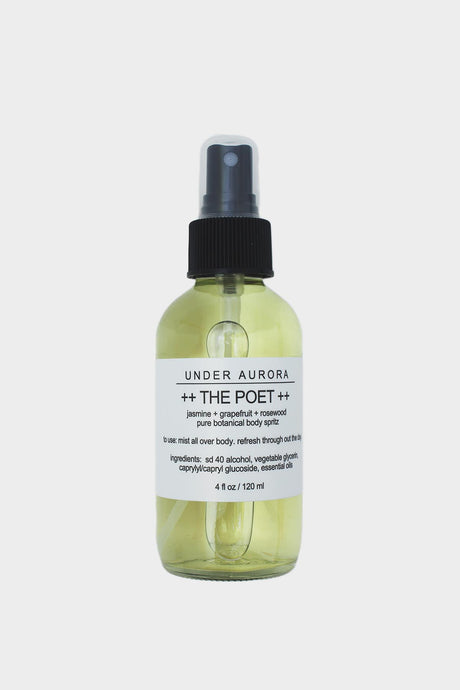 Botanical Body Spritz The Poet - Tigertree