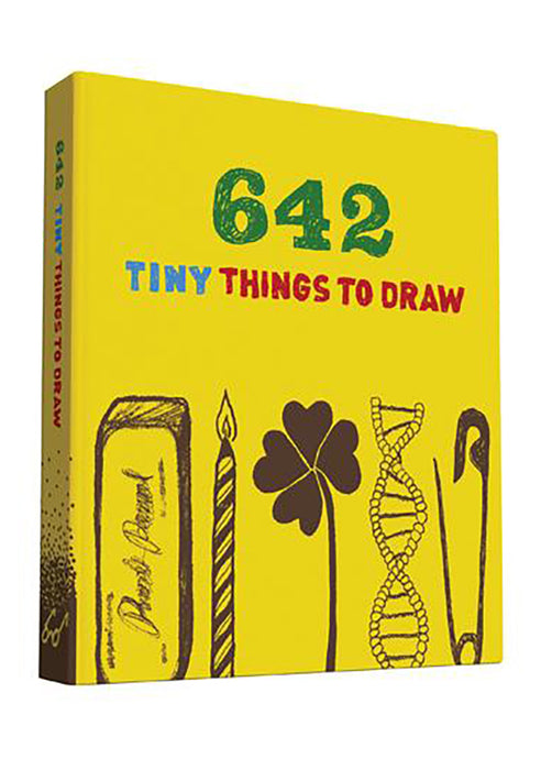 642 Tiny Things To Draw - Tigertree