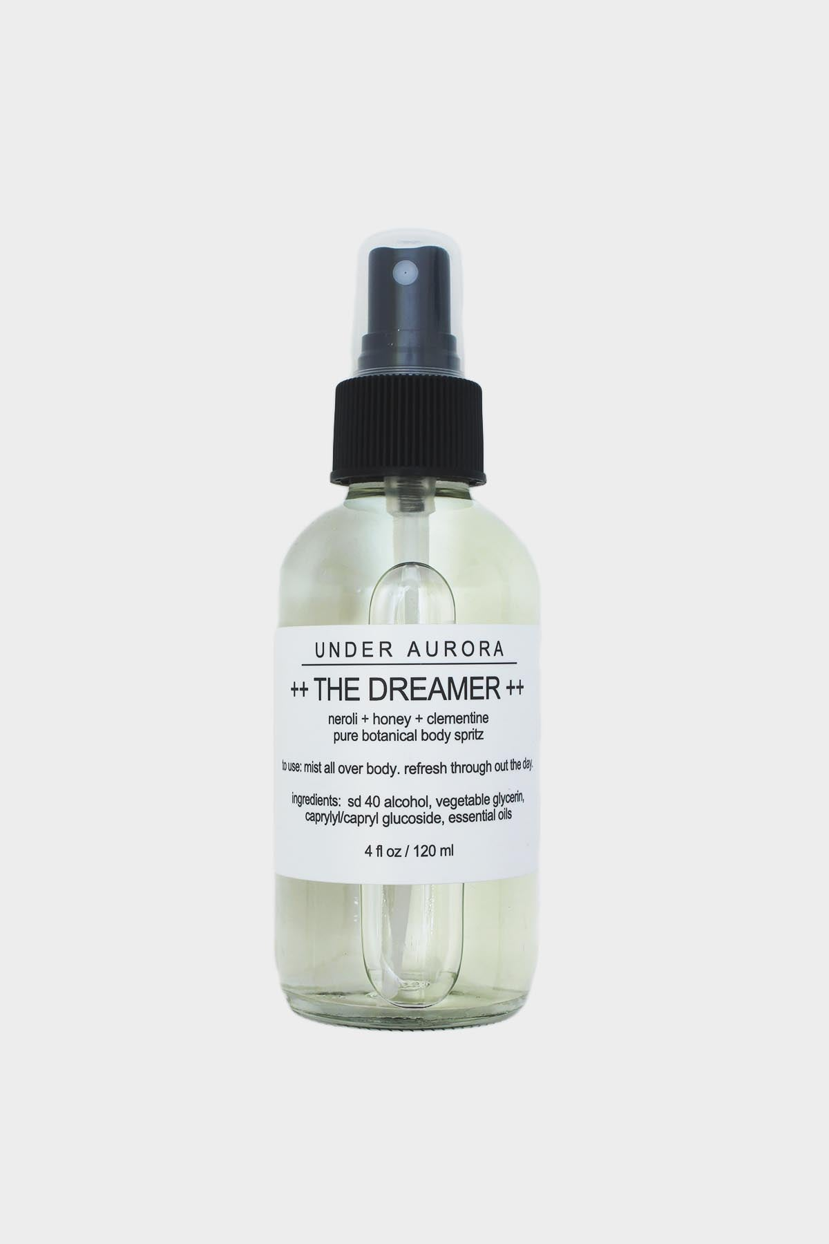 Botanical Body Spritz The Dreamer - Tigertree