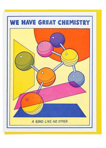 We Have Great Chemistry - Tigertree