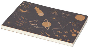 Lay-Flat Notebook Large Cosmic