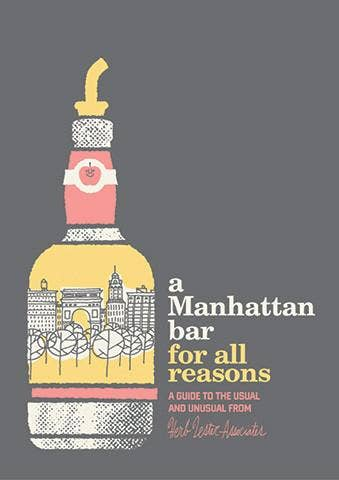 A Manhattan Bar for All Reasons - Tigertree