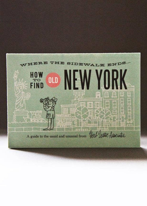 How To Find Old New York - Tigertree