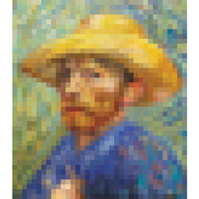 Load image into Gallery viewer, Vincent Van Gogh Artwork Sticker Poster - Tigertree